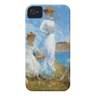 Verano en la playa Case-Mate iPhone 4 carcasas