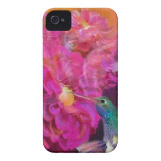 Verano en la plena floración Case-Mate iPhone 4 protector