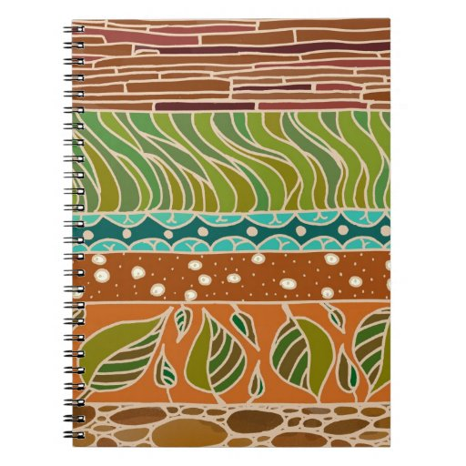 Verano en la tierra cuaderno