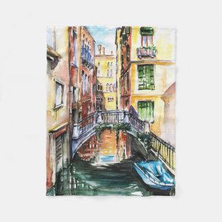 Verano en manta del paño grueso y suave de Venecia