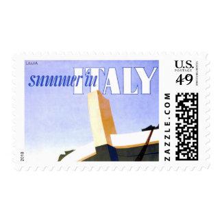 Verano en viaje del vintage de Italia Envio