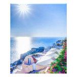 verano Grecia del santorini de oia-417822 Flyer A Todo Color