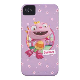 Verano Hugglemonster 2 Funda Para iPhone 4 De Case-Mate