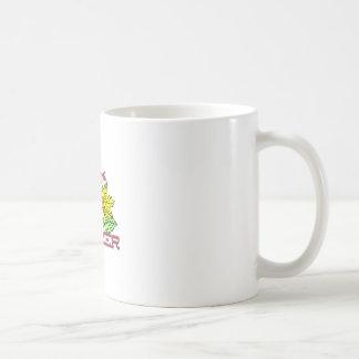 Verano indio taza de café