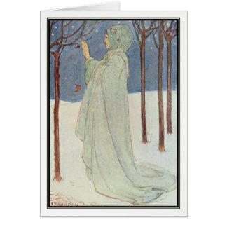 Verano (invierno) por Florencia Harrison Tarjeta De Felicitación