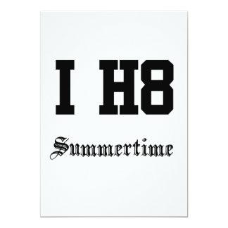 verano invitacion personal