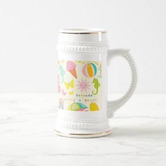 Verano lindo taza