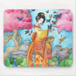 Verano Maiko Mouse Pads