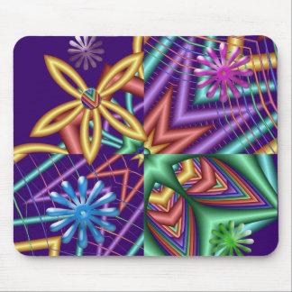 Verano moderno del mousepad decorativo fresco