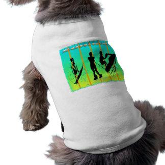 Verano - ropa del mascota de los deportes acuático ropa de perros