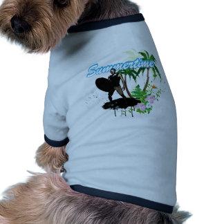 Verano Camisas De Mascota