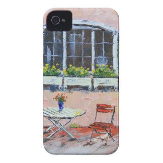 Verano rústico iPhone 4 coberturas