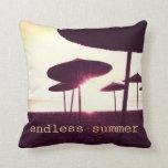 verano sin fin almohada