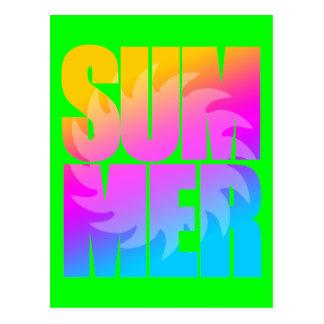 Verano Sun del tigre 80s de Corey Postal