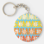 Verano Sun Llaveros Personalizados
