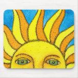 Verano Sun Mousepad