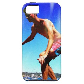 Verano Sun Slacklining iPhone 5 Case-Mate Fundas