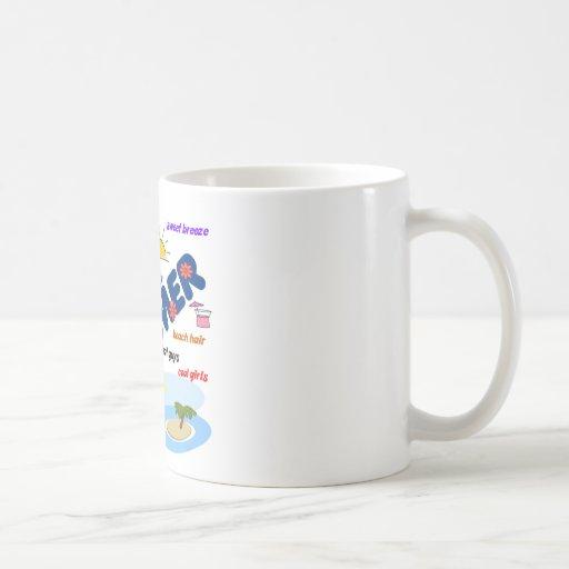 Verano Taza De Café