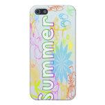 Verano tropical iPhone 5 carcasa