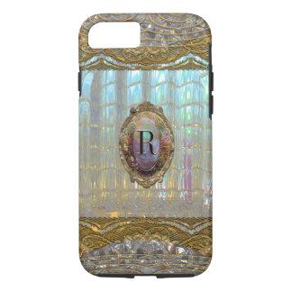 Veraspeace VII Baroque   Monogram iPhone 7 Case