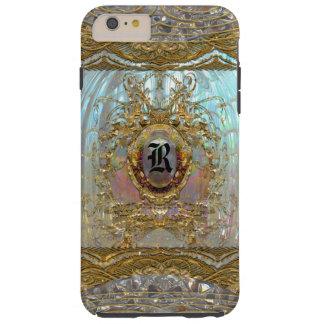Veraspeece Merci Baroque Monogram Tough iPhone 6 Plus Case