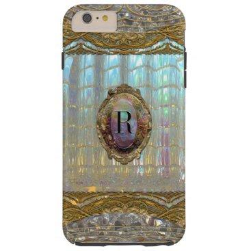 Veraspeece Sweet Baroque 6/6s Monogram Plus Tough iPhone 6 Plus Case