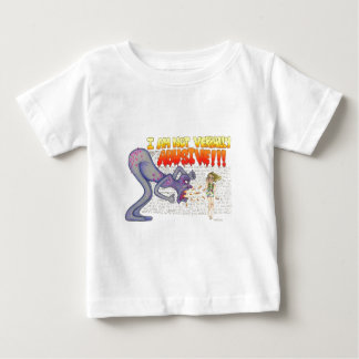 verbally abusive baby T-Shirt