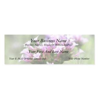 Verbena Bonariensis Business Cards