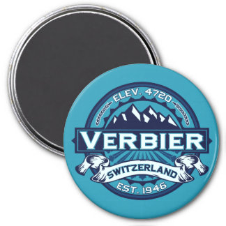 Verbier Logo Refrigerator Magnet