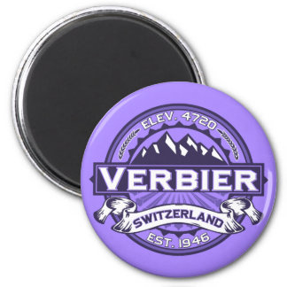 Verbier Logo Refrigerator Magnets