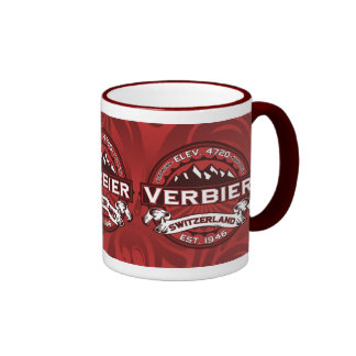 Verbier Logo Coffee Mugs