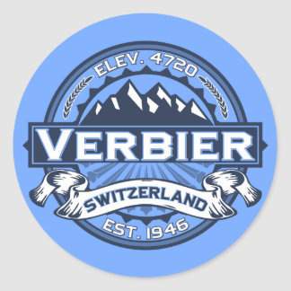 Verbier Logo Stickers