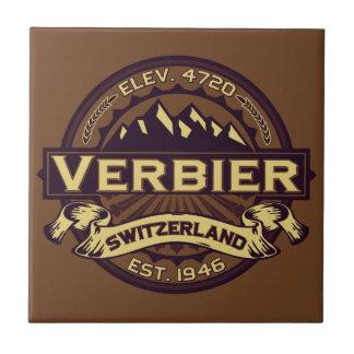 Verbier Logo Tile