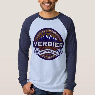 Verbier Switzerland Vibrant Shirt