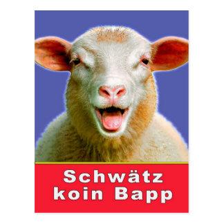Verborrea koin Bapp Postales