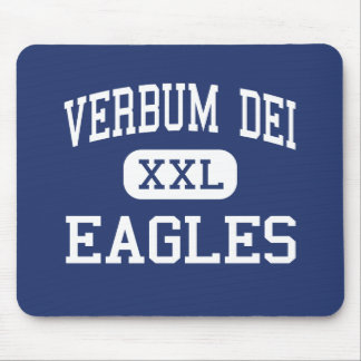 Verbum Dei - Eagles - High - Los Angeles Mouse Pad