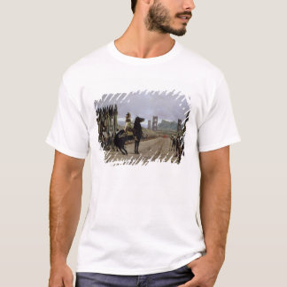 Vercingetorix  before Caesar, 52 BC, 1886 T-Shirt