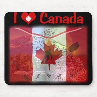 Verdad canadiense Mousepad
