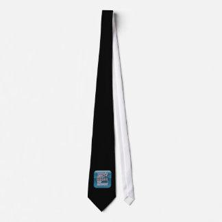 Verdad del ambiente corbata personalizada