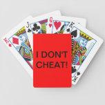 Verdad divertida cartas de juego