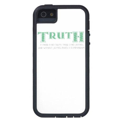 Verdad Funda iPhone SE/5/5s