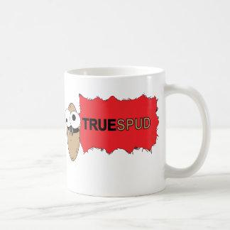 Verdad perfore la taza