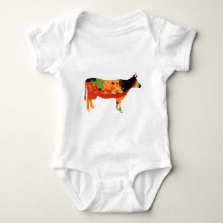 Verdad vacas coloreadas sustanciosas de Amoozing Playeras