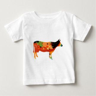 Verdad vacas coloreadas sustanciosas de Amoozing Polera