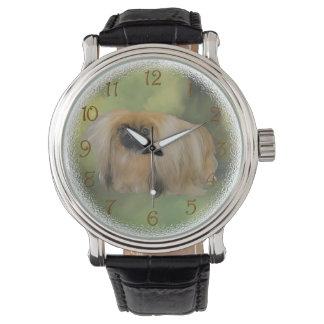 Verdant Beauty Wristwatch