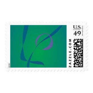Verde abstracto del conejo envio