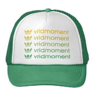 verde/amarillo de los años 90 del vridmoment gorros