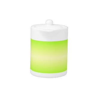 Verde amarillo y eléctrico eléctrico horizontal