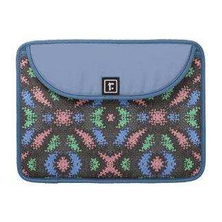 verde azul rosado colorido fundas para macbook pro