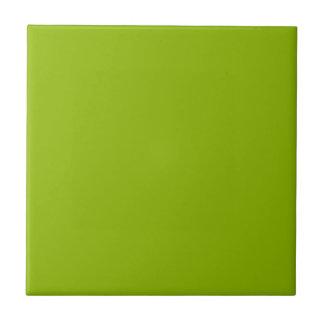 Verde Azulejo Cuadrado Pequeño